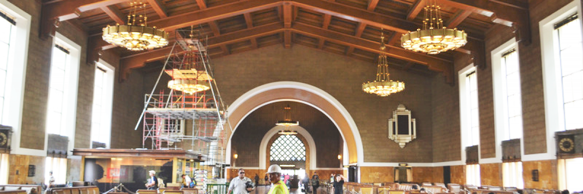 Union Station— Los Angeles