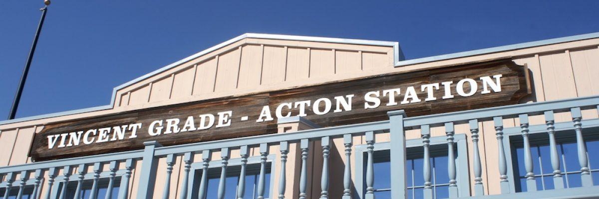 Vincent Grade/Acton Station– Los Angeles